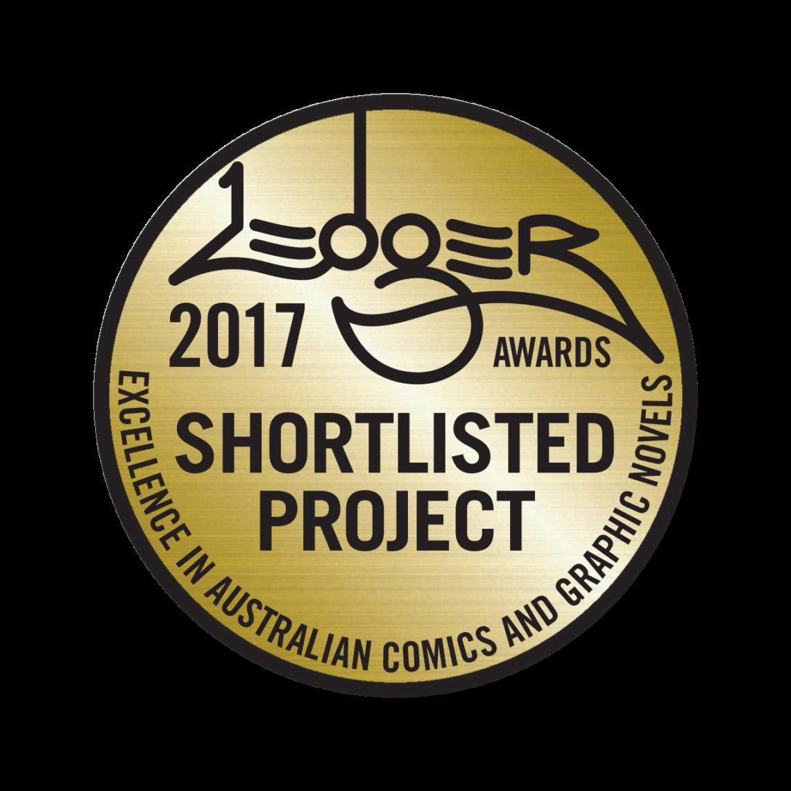 Ledger Awards shortlist