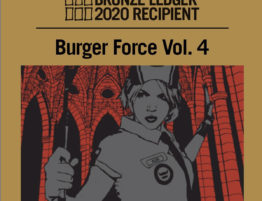 Burger Force Ledger Award announcement